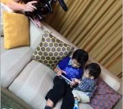 submerryn's kids video shoot 1