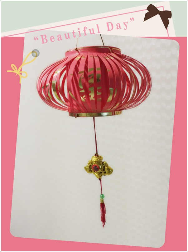 Chinese New Year Angpow Lantern ⋆ Home is where My Heart ...