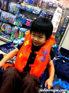 Children's lifejacket