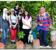 Nuffnang bloggers in Janda Baik