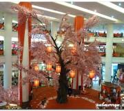blossom tree at berjaya times square kl
