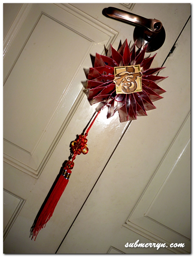 Chinese new year wall decoration diy : Diy chinese new year decor angry bird ang bao wheel of