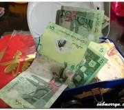 ethan's money