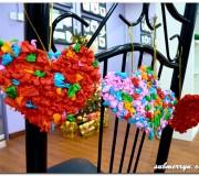 Valentine's Puffy Heart