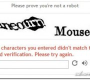 Blogger's Word Verification