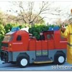 Legoland fire fighter