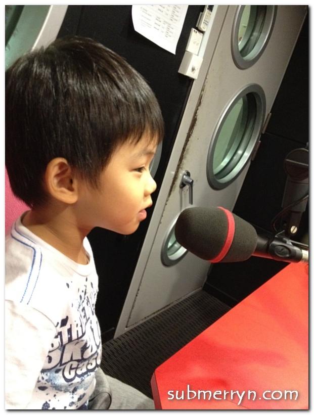 Radio interview with Bernama Radio