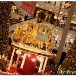 Pavilion Christmas Decoration_Golden Carriage2