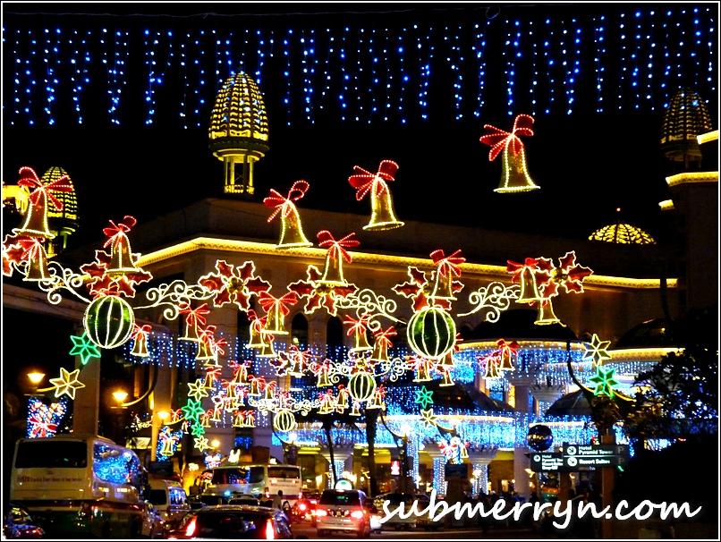 Sunway Christmas lights