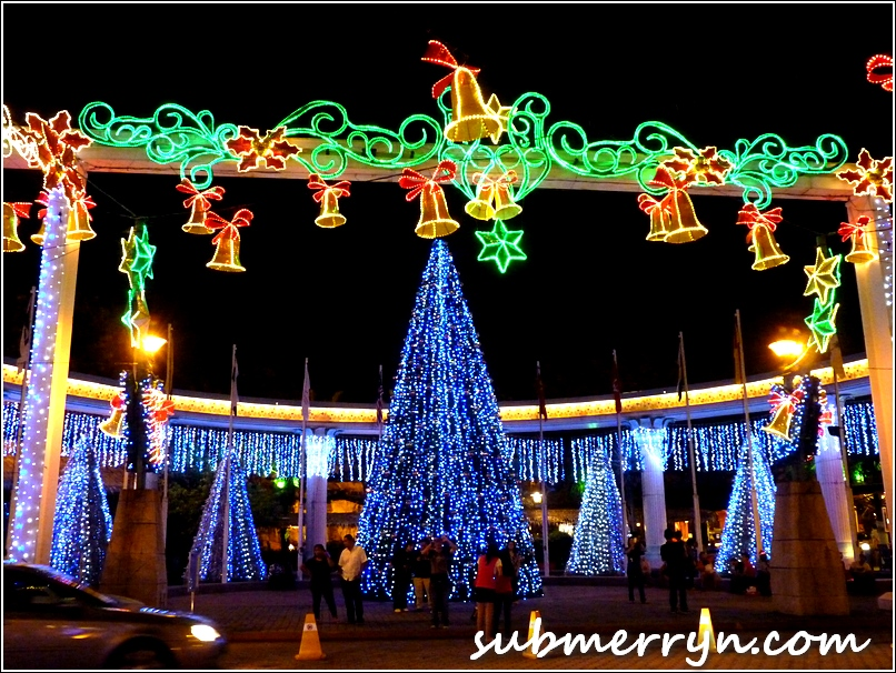 Sunway Christmas lightings