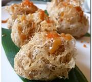 Taro Dumpling (Wu Kok)