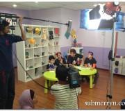 Behind the scene TV2