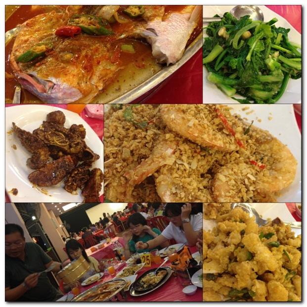 Restaurant Asam Batu Laut, Tanjung Sepat