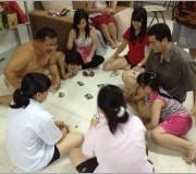 CNY gamble