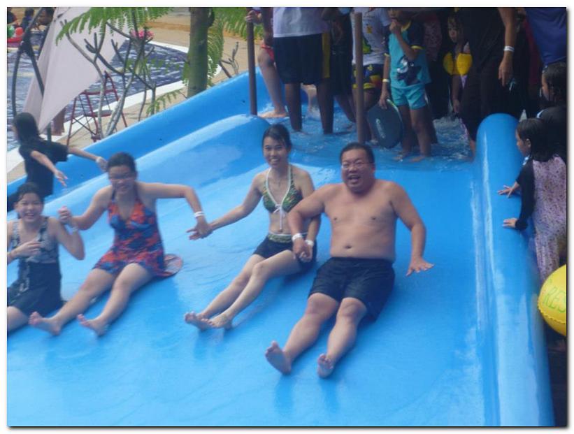 Gold Coast Morib Water Theme Park