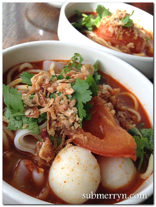 Tomyam noodle