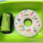 donut bento for kids