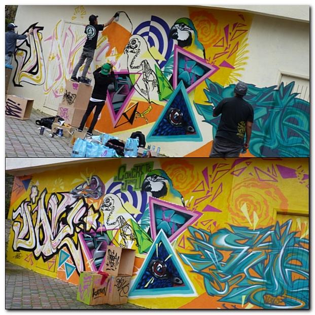 Genting YNOT Graffiti