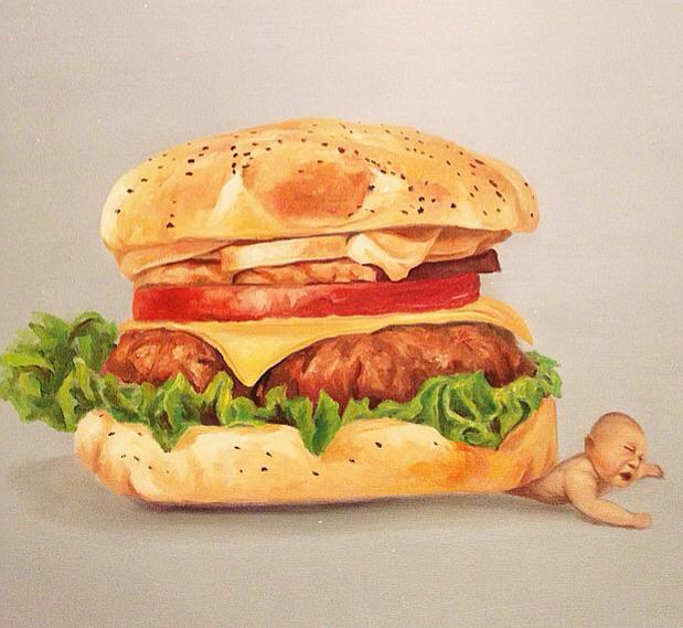 big ass burger