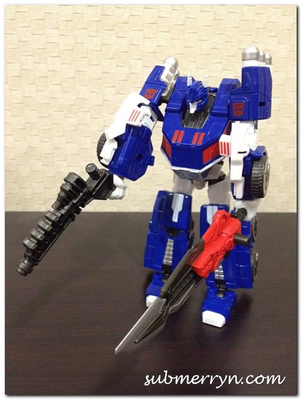 Transformers Ultra Magnus