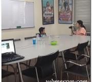Kids casting session
