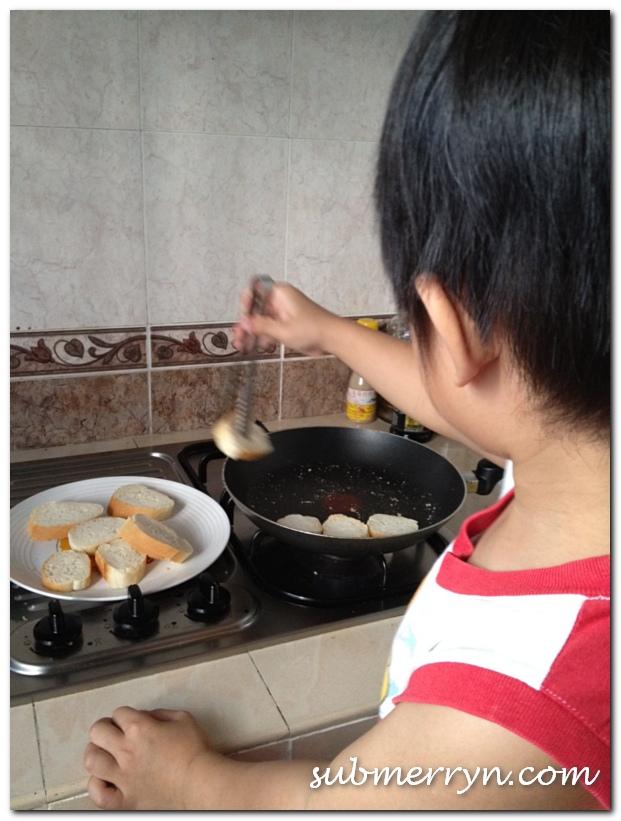 Mushroom Tapas Recipe