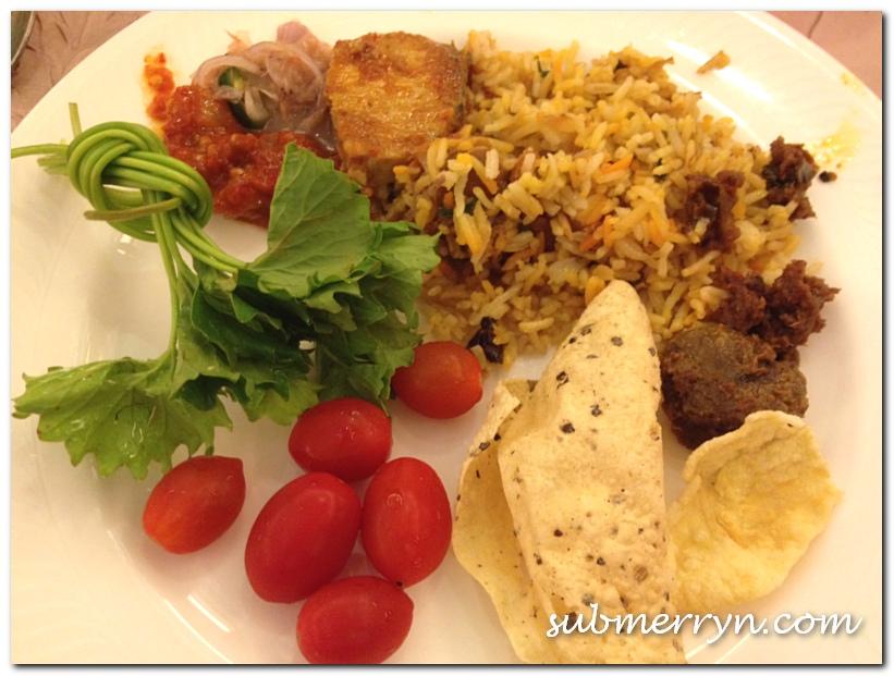 Nasi Briyani Gam Dorsett Grand Ramadhan Buffet_2