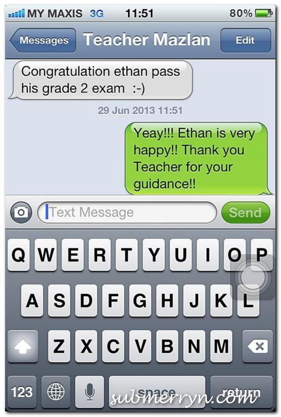Grade 2 passed