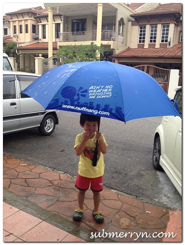 Nuffnang Umbrella