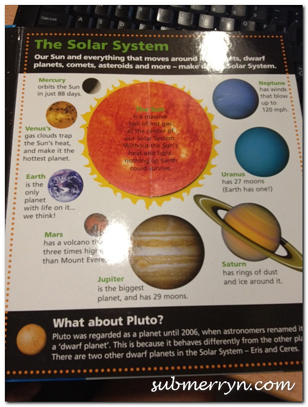 ways to memorize the planets - photo #39