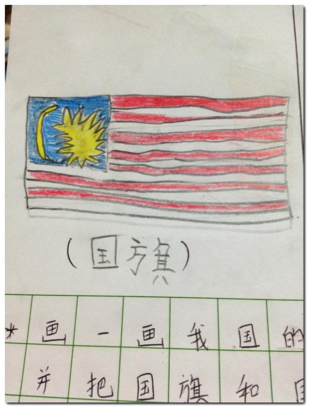 How to draw Malaysia Flag star
