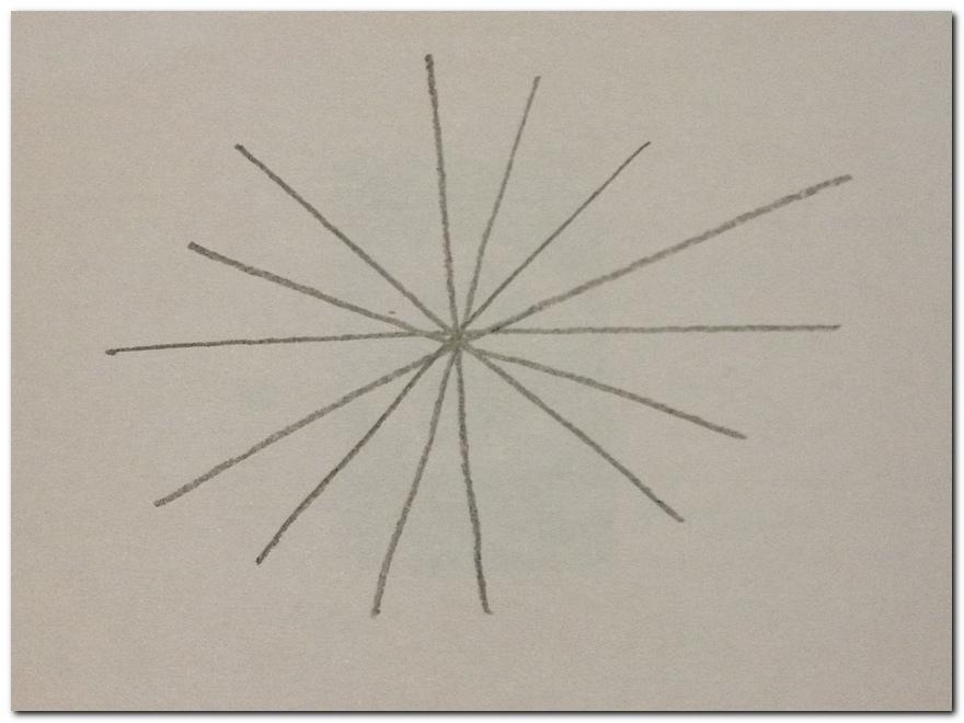How to draw Malaysia Flag star_1