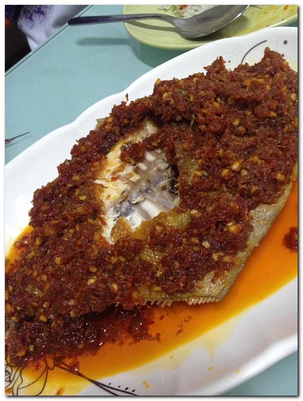 Ikan Cili garam