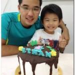Rainbow cake_5