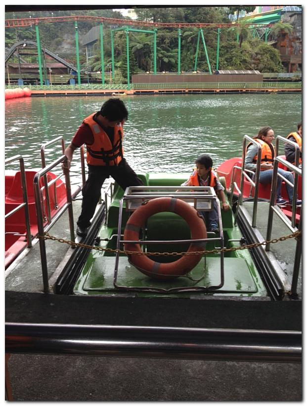 boating in genting_1