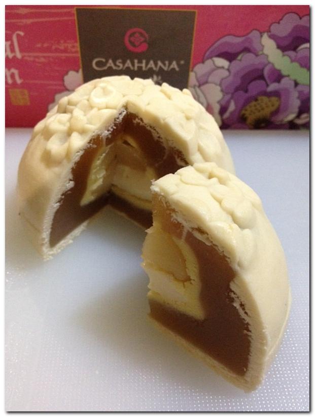Oriental Pearl Mooncake