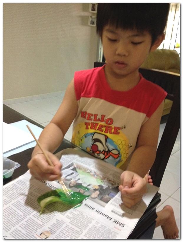 Toe Print Caterpillar_1