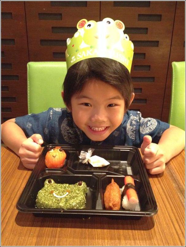 Sushi making at sakae sushi_holiday programme_1