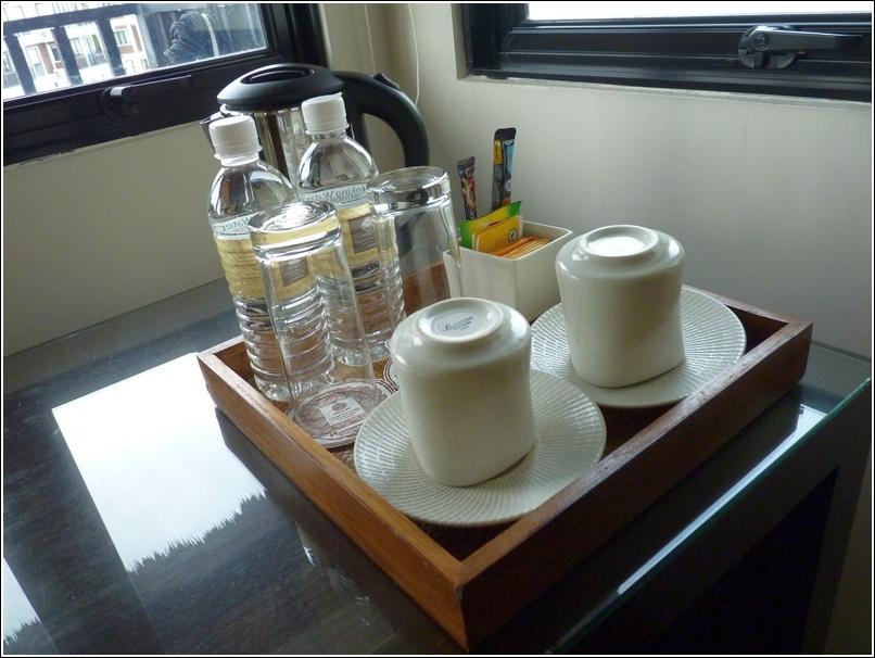 coffee tea making facilities