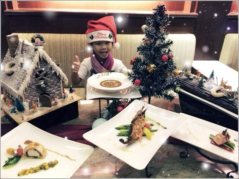 Christmas at dorsett grand subang