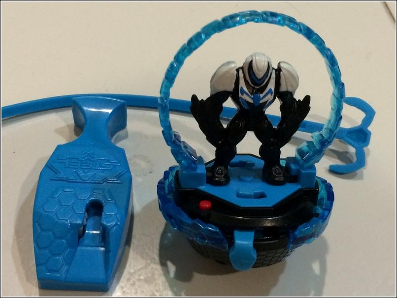 Max Steel Turbo Battlers