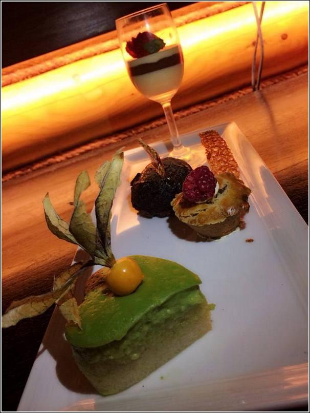 Philea Resort & Spa Valentine Package_dessert