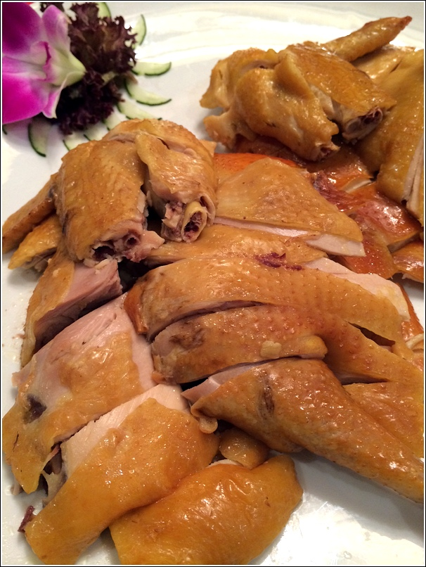 Traditional Chef's Specialty Smoked Farm Chicken