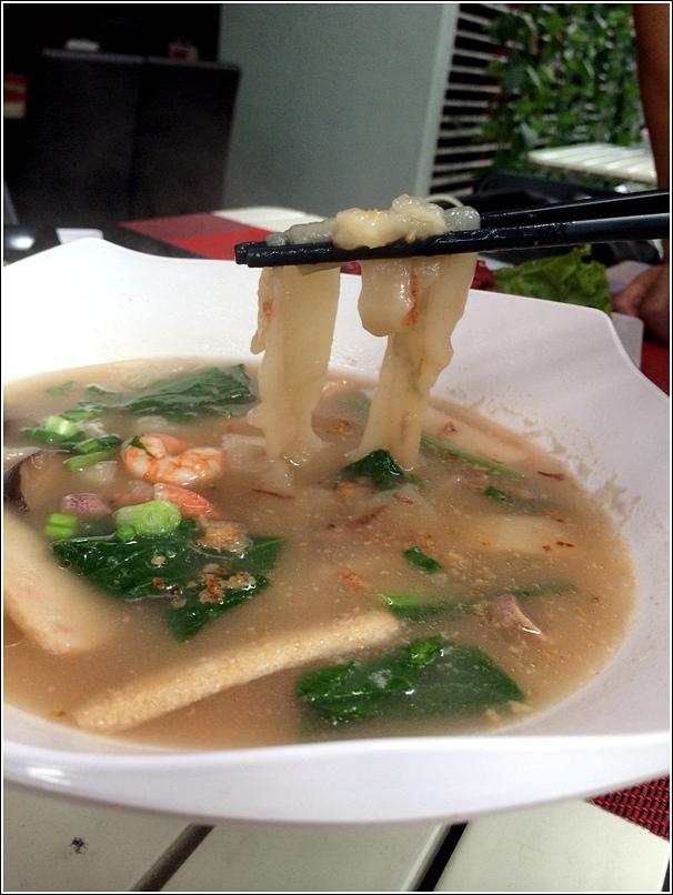 koufu long yen soup