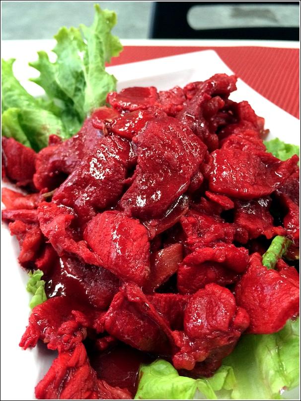 koufu red glutonious pork