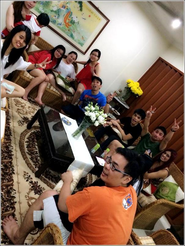 CNY gathering
