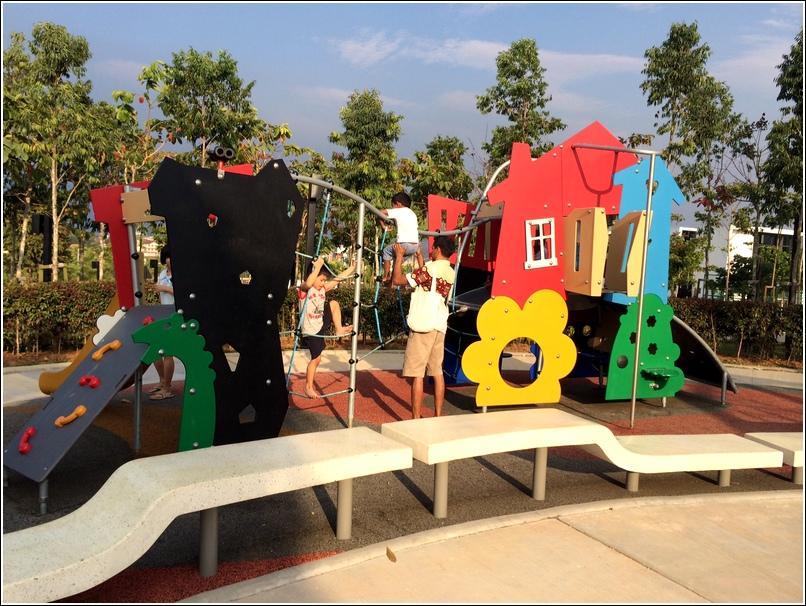 Setia EcoHill playground