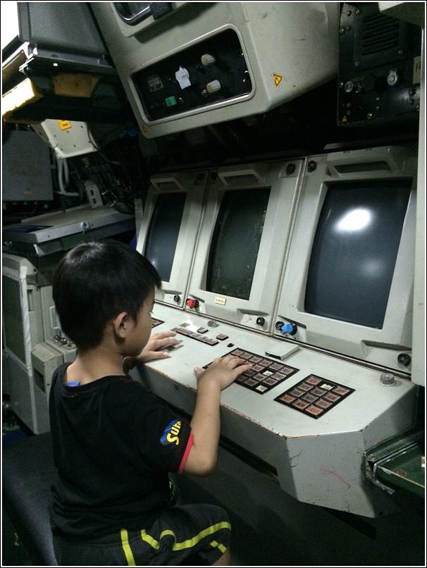 Submarine Museum Malacca_1