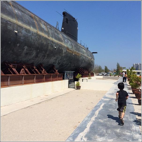 Submarine Museum Malacca_15
