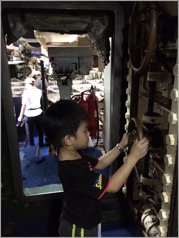 Submarine Museum Malacca_2